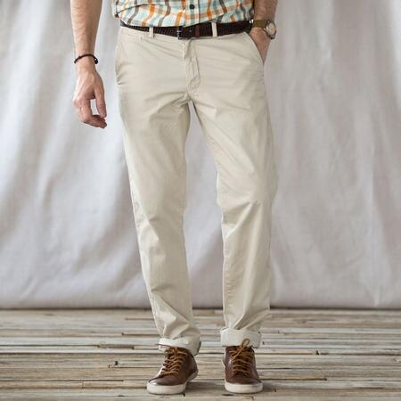 LONG SWEET SUMMER CHINOS