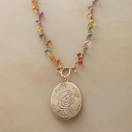 TO MOTHER WITH LOVE NECKLACE