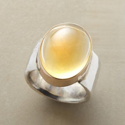 DOME OF SUNLIGHT RING