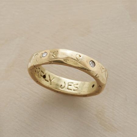 MONARCH DIAMOND RING