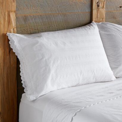 SWEET SIMPLICITY PILLOWCASES SET