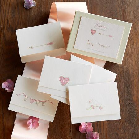 LOVE NOTES, SET OF 8