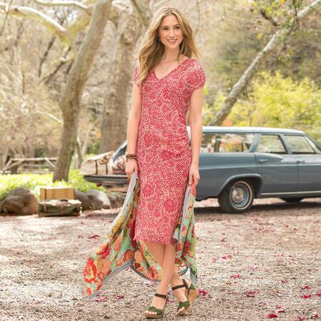 WINESONG DRESS - PETITES