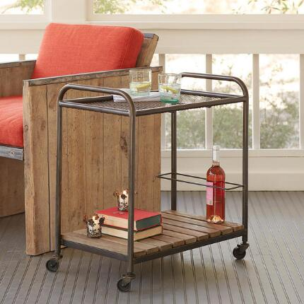 MOVEABLE FEAST ROLLING CART