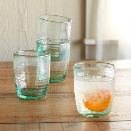 HACIENDA GLASSES, SET OF 6