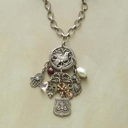 CHARMED EXISTENCE NECKLACE