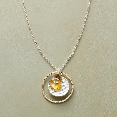 SOL ET LUNA NECKLACE