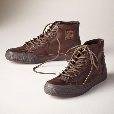 HI TOP SNEAKERS BY FRYE