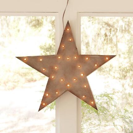 RUSTIC STAR LIGHT