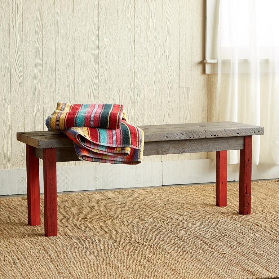 BARN COUNTRY BENCH