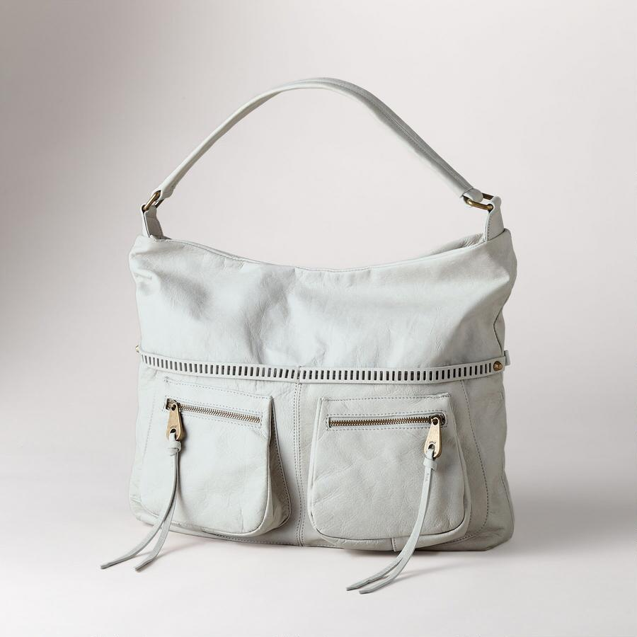 Hemstitched Bag