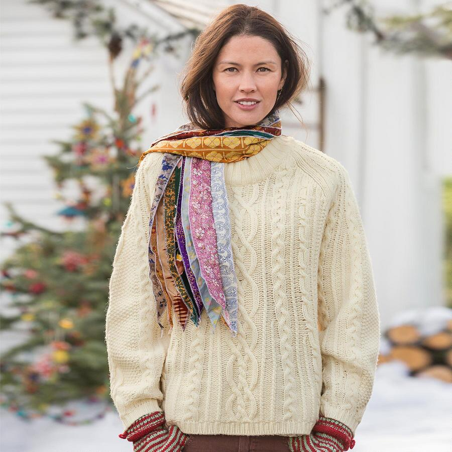 SELKIE PULLOVER