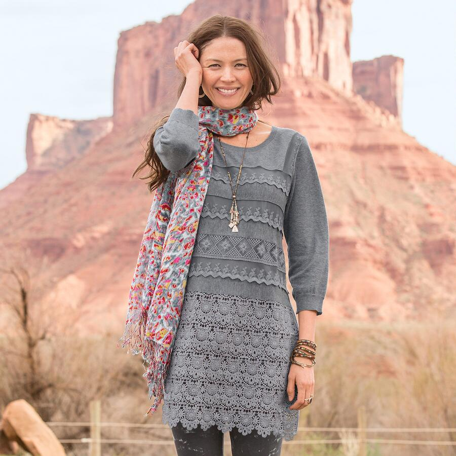 AERIE LACE TUNIC