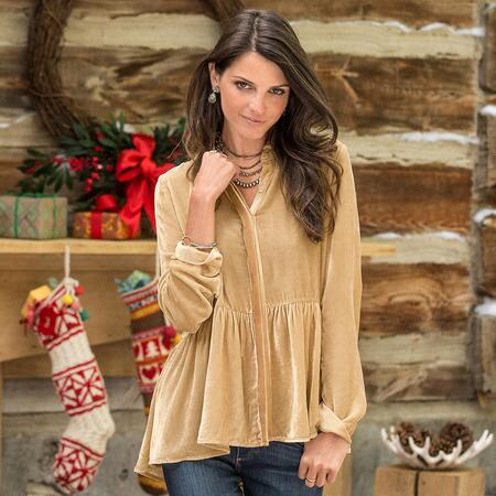 LOVE AT FIRST SIGHT TUNIC