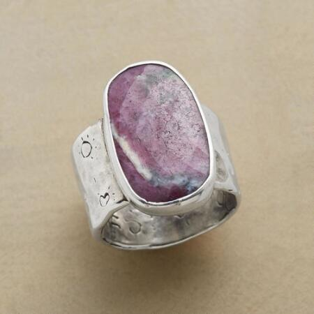 PRAIRIE ROSE RING