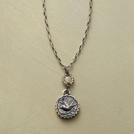 TAKE WING NECKLACE