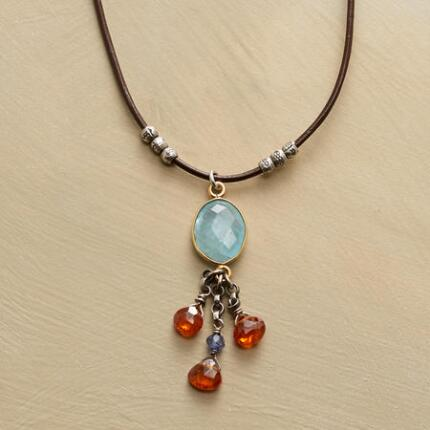 PARTLY SUNNY NECKLACE