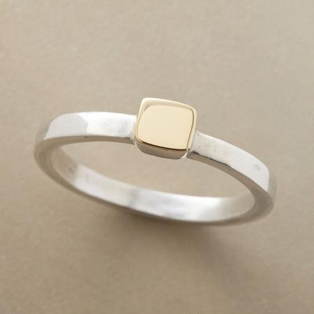 SINGLE SQUARE RING