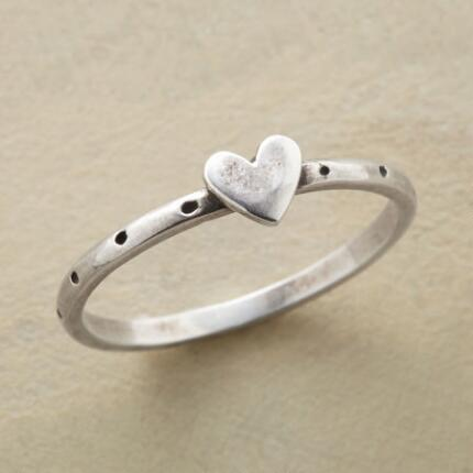 IN A HEARTBEAT RING