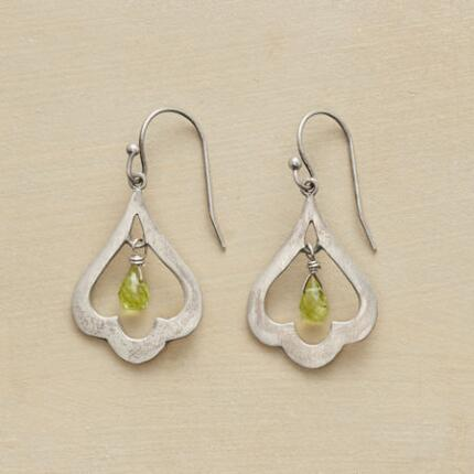 TULIP TEARDROP EARRINGS