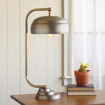 LARGE WHITNEY TABLE LAMP