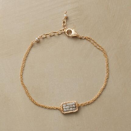 CHECKERBOARD DIAMOND BRACELET