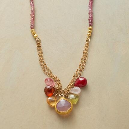 PRIMARILY PINKS NECKLACE