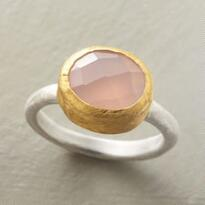 PINK KISSES RING