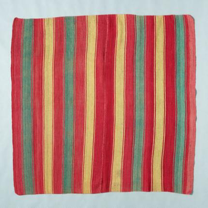 ONE-OF-A-KIND BOLIVIAN BAUTISTA SAAVEDRA THROW