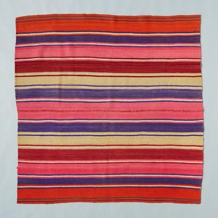 ONE-OF-A-KIND BOLIVIAN GUALBERTO THROW