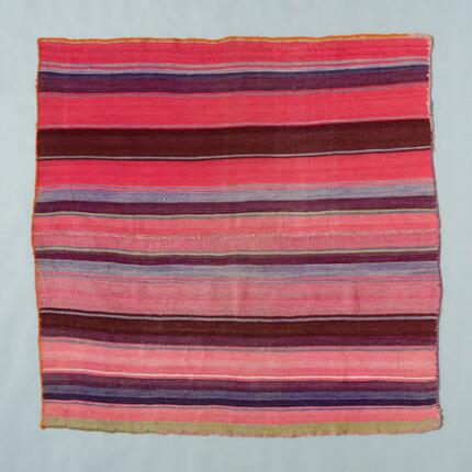 ONE-OF-A-KIND BOLIVIAN INGAVI THROW