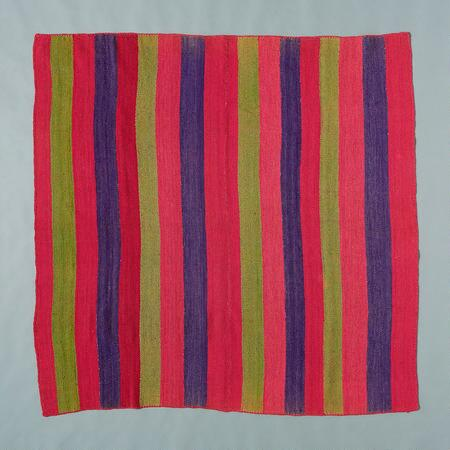 ONE-OF-A-KIND BOLIVIAN CABRERA THROW