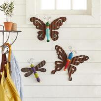 WALL BUGS, SET OF 3