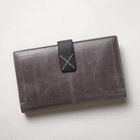 FAIR FORTUNE LEATHER WALLET