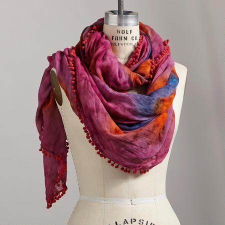 ZIONS SUNSET SCARF