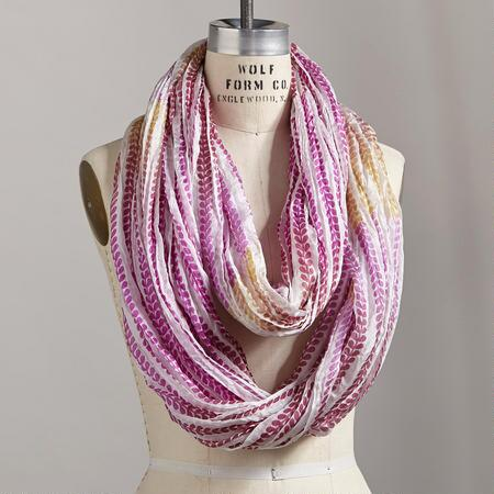 ACANTHUS INFINITY SCARF