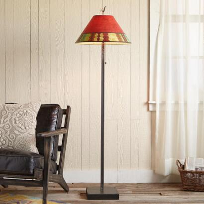 ARTIST'S CABIN FLOOR LAMP
