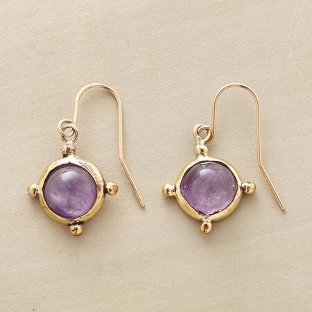 COMPASS POINT EARRINGS