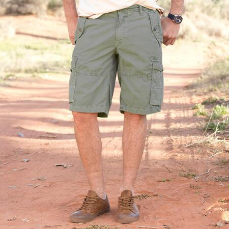 SLIM PROFILE CHINO SHORTS