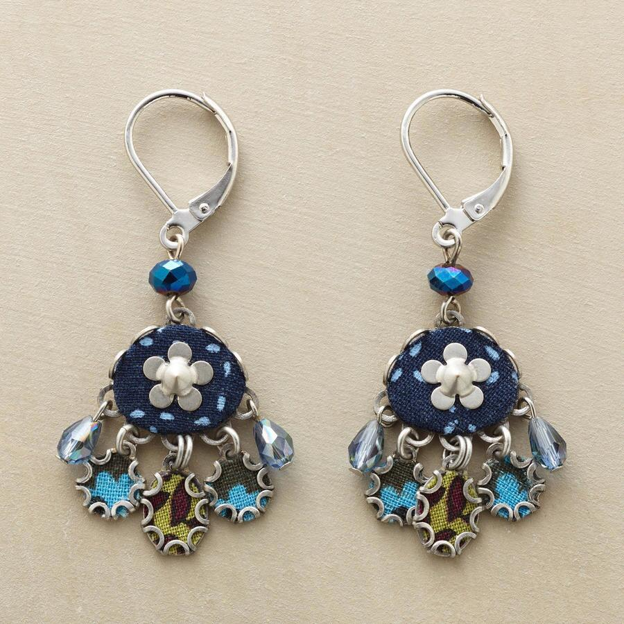 WILDFLOWER LAKE EARRINGS