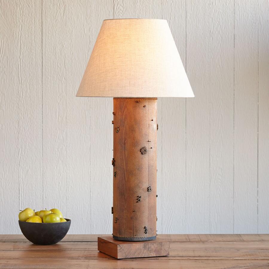 HATFIELD VINTAGE ROLLER LAMP
