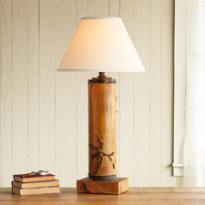 HIGHCLERE VINTAGE ROLLER LAMP