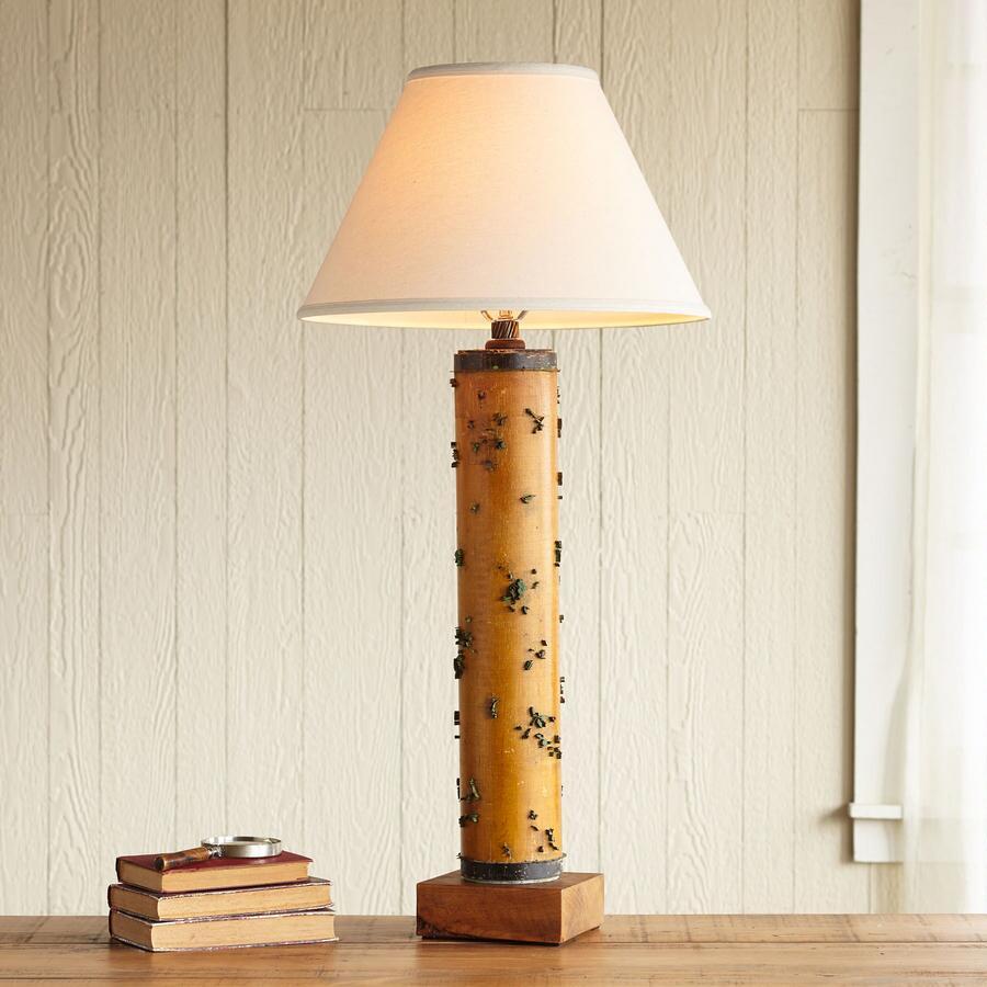 LYME VINTAGE ROLLER LAMP