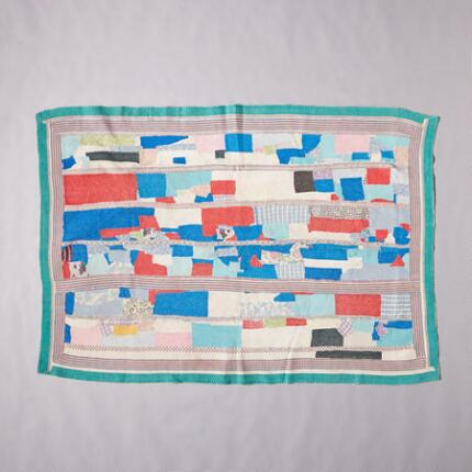ONE-OF-A-KIND AVIRAI QUILTED THROW