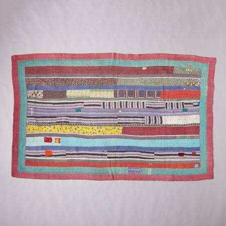 ONE-OF-A-KIND VERAL QUILTED THROW