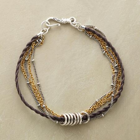 MIXED METAPHOR BRACELET