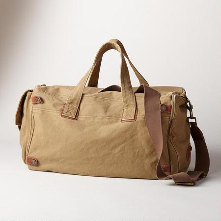 COMPADRE CANVAS DUFFLE