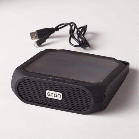 SUNPOWER SOUND SYSTEM & CHARGER