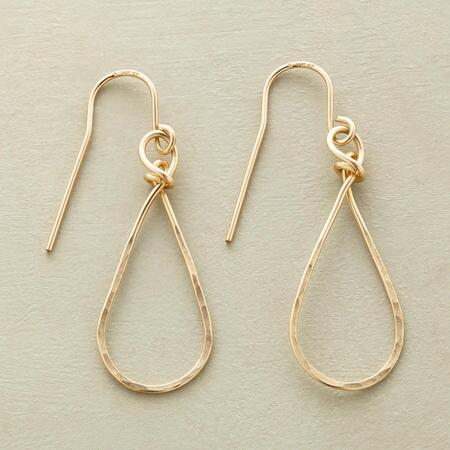 FINE LINE EARRINGS