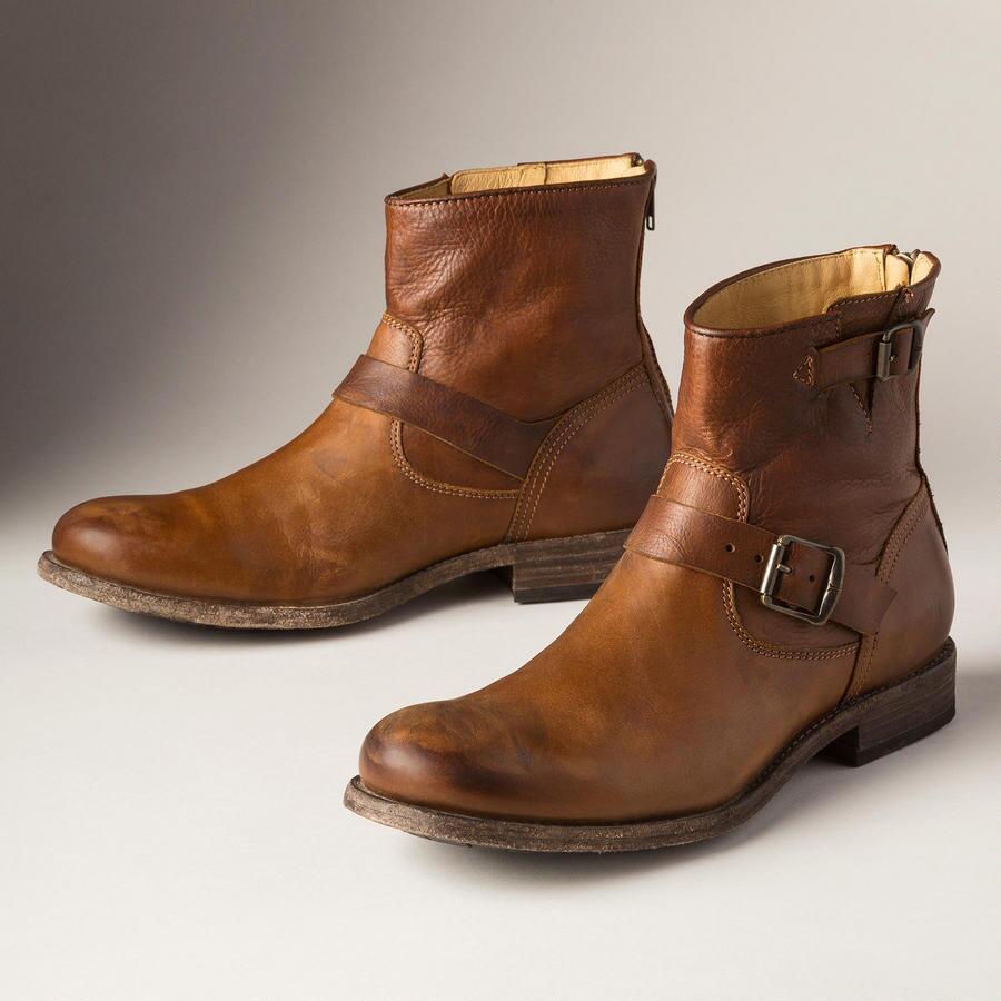 Tyler Engineer Boots